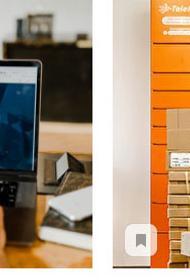 В Челябинске забрать посылку из интернет-магазина теперь можно в подъезде