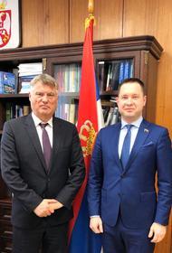 Кубань может отправить бизнес-миссию в Сербию