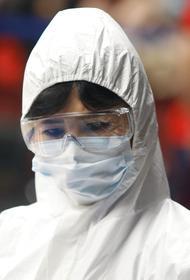 В России за сутки диагностировано 9500 новых случаев заражения COVID-19
