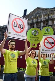Немецкие экологи попросили отозвать разрешение по «Северному потоку — 2»