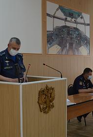 Дальняя авиация ВКС РФ борется с наркоманией в своих рядах