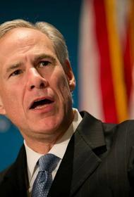 Республиканский законопроект в Техасе вызвал бурное противодействие демократов
