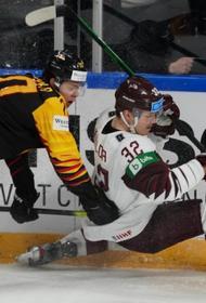 Одной заброшенной шайбы не хватило сборной Латвии для выхода в плей-офф ЧМ