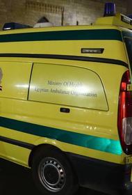 Российские туристы попали в ДТП на трассе между Каиром и Хургадой, погибла гражданка РФ