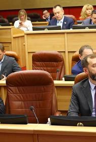 Депутаты ЗС Приангарья рассмотрели ситуацию по ковиду и безопасность в школах