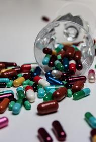 В России зарегистрировали препарат для лечения пневмонии при коронавирусе