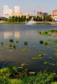 Расчистка реки Миасс возобновиться после нереста