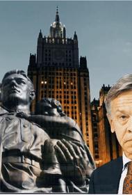 Сенатор Алексей Пушков обратился в МИД РФ из-за идеологических оценок берлинского памятника Воину-Освободителю