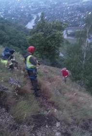 В Челябинской области приезжий заблудился на Таганае, а дети застряли на горе