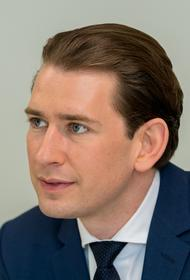 Канцлер Австрии Курц допустил расчеты с Россией за энергоресурсы в евро