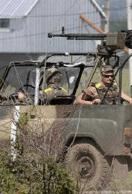 Корчинский призвал к «длинной войне» Украины с Россией и разрушению Московского Кремля