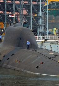 Индия вернула России «Нерпу»