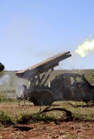 Джихадисты в Сирии около 40 раз открыли огонь по правительственным войскам