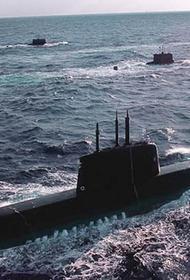США экстренно вывели треть своего подводного флота в Тихий океан