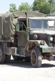 Появилось видео подрыва автомобиля Минобороны Азербайджана в Нагорном Карабахе