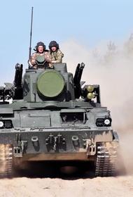 Avia.pro: армия Украины начала массово перебрасывать танки и артиллерию к границе с российским Крымом