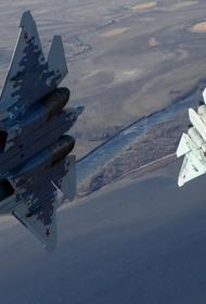 Military Watch: российские Су-57 станут еще опаснее, когда поведут в бой ударные дроны «Охотник»