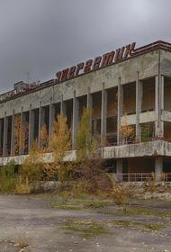 Зеленский заявил, что Чернобыль должен стать «мощным магнитом» для международного туризма