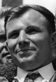 Бюст Юрию Гагарину открыли в Мадриде