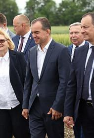 Руководители края оценили готовность аграриев Кубани к уборке зерна