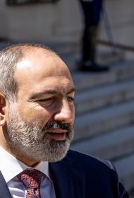 Пашинян заявил, что готов обменять своего сына на удерживаемых в Азербайджане военных