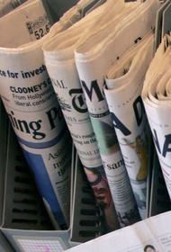 Американцы сравнивают прессу США с газетой «Правда»