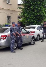 Причиной стрельбы в Сочи, где погибли два пристава, стал конфликт при выселении людей