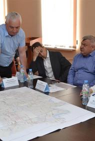 В Пашковском микрорайоне депутаты ЗСК проинспектировали ход строительства школ