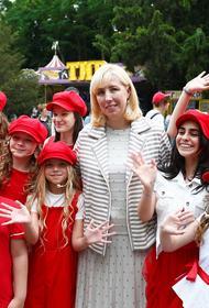 Юных краснодарцев поздравили с Днем защиты детей