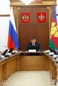 Завершение краснодарских долгостроев обсудили власти Краснодарского края