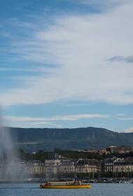 Власти Женевы на несколько дней запретили полеты беспилотников в связи с саммитом России и США