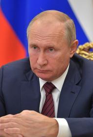 Путин считает, что попытки разделить народы на коренные и некоренные напоминают «идеи нацистской Германии»