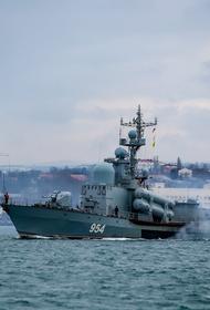 Капитан I ранга Дандыкин рассказал о новом российском «суперкорвете», вызвавшем «зависть» в США
