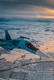 National Interest: российские Су-34 с гиперзвуковыми ракетами «Острота» могут стать проблемой для НАТО