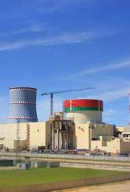Минэнерго Белоруссии сообщило о приёмке в эксплуатацию первого энергоблока БелАЭС
