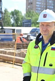 Андрей Бочкарев: В Москве в январе-мае этого года ввели почти 2 млн кв. м жилья