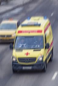 Шесть человек погибли при наезде автобуса на остановку в посёлке Горный Свердловской области