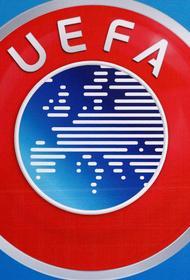 УЕФА потребовал от Украины убрать с формы на ЕВРО-2020 фразу «Героям слава»