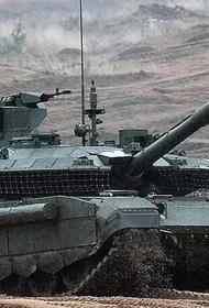 Российская Армия получит более 170 новых танков в этом году