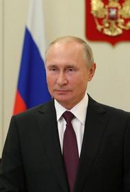 Путин заявил, что не переживает из-за «различных ярлыков» в свой адрес