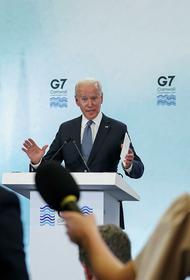 Эксперты считают, что Байден «сдаст Украину» Путину на саммите в Женеве