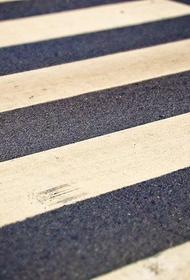 Водитель сбил двух девочек на пешеходном переходе в Челябинской области