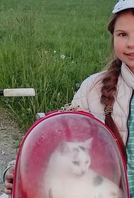 История девочки Даны, которая спасает котов и мечтает обнять весь мир