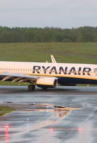 В Минске заявили, что военный вертолет не принуждал самолет Ryanair совершать посадку