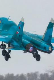 Baijiahao: российский Су-30 сорвал миссию американских F-35, обратив их в бегство над Средиземным морем