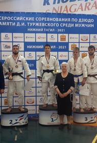 Южноуральские дзюдоисты завоевали медали всероссийских соревнований