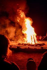 Фестиваль «Пламя Аркаима» собрал 3 тысячи человек