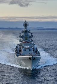 The Mirror: флот России устроил в Баренцевом море стрельбы из зенитного комплекса «Кинжал» в преддверии встречи Путина с Байденом