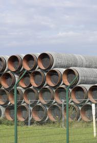 Кулеба не исключил получение компенсации после завершения строительства «Северного потока - 2»