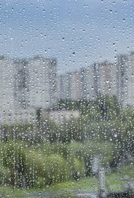 Сотрудники МЧС предупредили москвичей о грозе и граде до конца суток